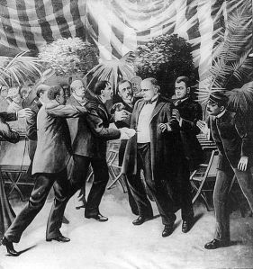 Everyone remembers Lincoln and Kennedy, but few recall the assassination of President McKinley in 1901.