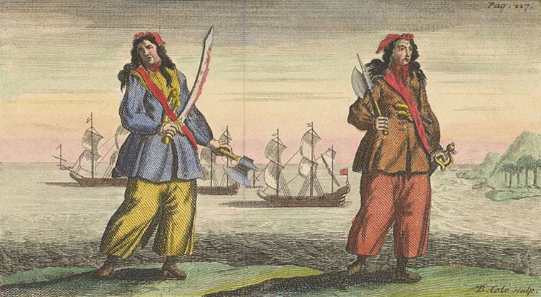 a history of the first pirates Here you can find out more about timeline of piracy and its most important facts  from its first beginnings 3000 years ago in mediterranean, most famous ages of.