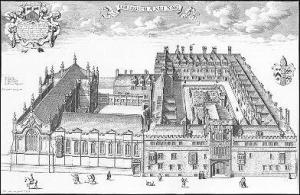 Brasenose later in the 17th century
