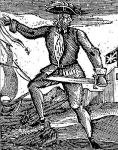 Captain Howel Davis, one of the smarter Golden Age pirates