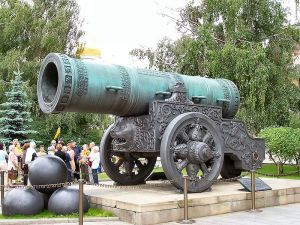 Supposedly cannons in the early modern era could throw their shot three miles, hence the three-mile territorial waters limit. (Credit: Wikipedia/GrahamColm)