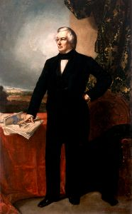 "Weird fact: One of the ""forced"" men who overthrew Phillips was President Millard Fillmore's great-grandfather!"