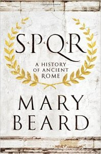 mary beard spqr